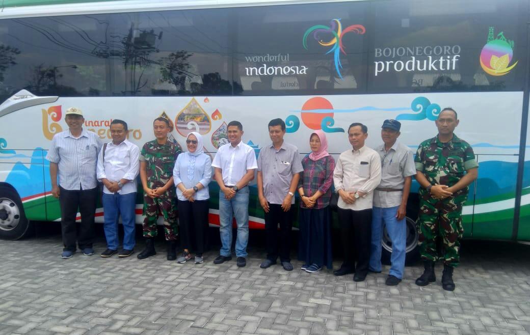 Bus Baru PEMKAB Bojonegoro, <BR>Pengadaan Bus Baru Pemerintah Kabupaten Bojonegoro Tahun Anggaran 2019 untuk Pelayanan Masyarakat Bojonegoro Produktif